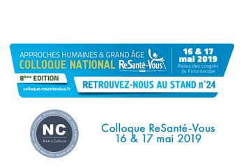 8ème Colloque National ReSanté-Vous