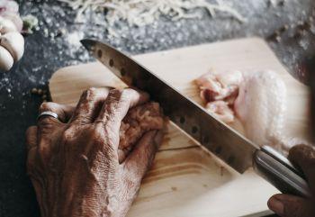 Cuisiner à domicile