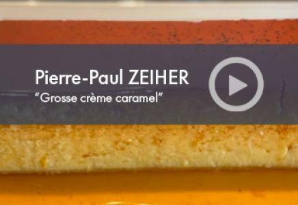 08 - Grosse crème caramel