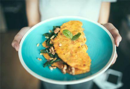 05 - Omelette sucrée