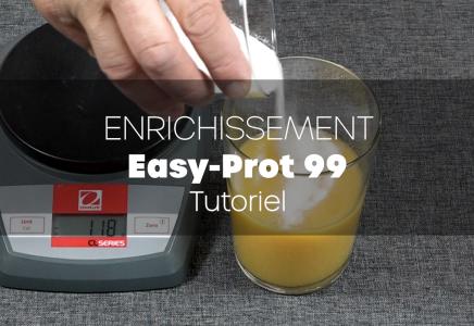 Enrichissement  : Easy-Prot99
