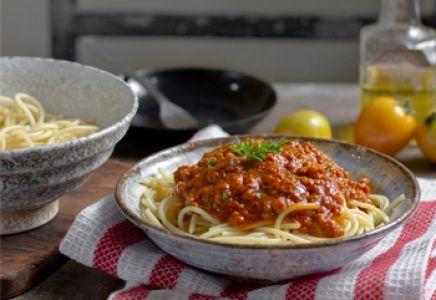 07 - Sauce bolognaise rapide