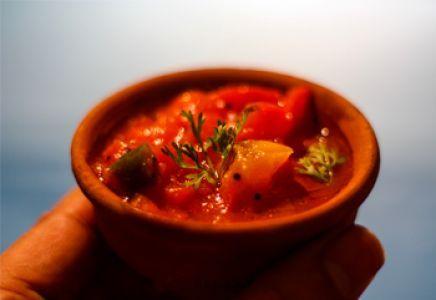 08 - Sauce tomates